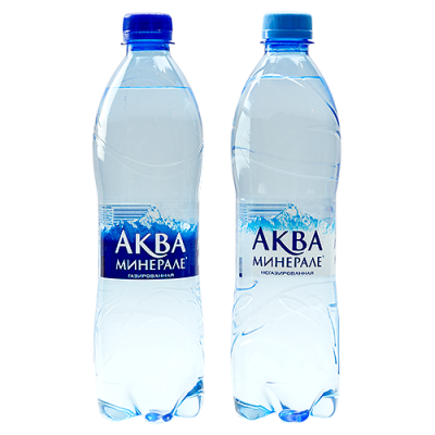 Аква минерале 0,5 L