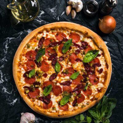 Піца Ель Д'ябло
